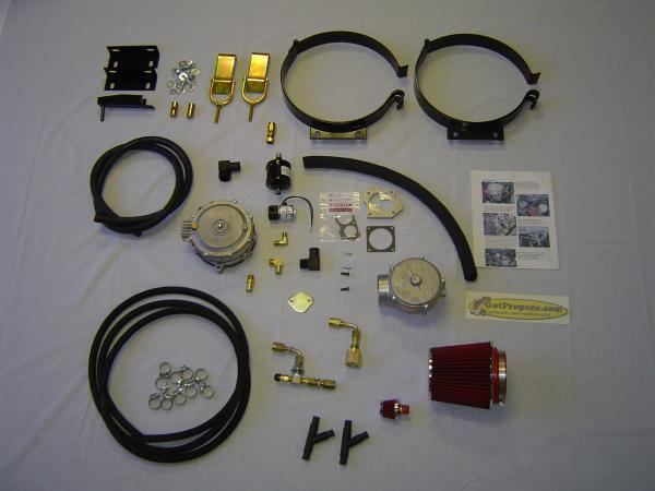 22R kit components