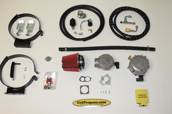 Propane Conversion Parts - Propane Kits, Parts, and